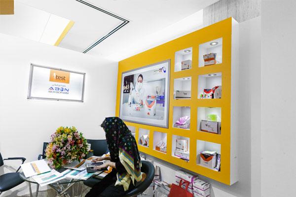 عکاسی از نمایشگاه