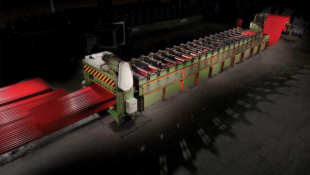 عکاسی از کارخانه و دستگاه های بزرگ